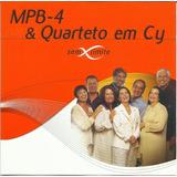 Mpb - 4 & Quarteto Em Cy - Sem Limite (2cds Como Nuevo)