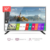 Tv De 32 Smart Tv Hd, Hdmi, Usb Marca Lg Mod. 32lj550b