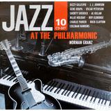 Jazz At The Philharmonic - Norman Granz - Colección 10 Cds