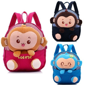 Toddler Kids Baby Children Cartoon Backpack Schoolbag Should