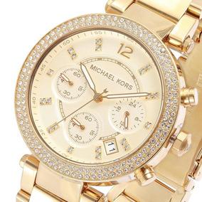 Relogio Michael Kors Modelo 5049 Usa Feminino - Relógios De Pulso no ... 52c695bb1e