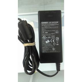 Adaptador De Corriente 12v 3.5a 42w / Casio Ad-s42120b