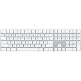 Teclado Apple Magic Keyboard Com Numérico Sem Fio Original