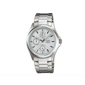 1657f380a1c Relogio Casio Mtp 1246d 7a - Relógios De Pulso no Mercado Livre Brasil