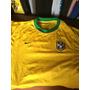 Nike Única Y Original Brasil Polera