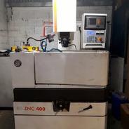 Eletro Erosão Znc400 Eletro Mesa 600x400mm - 2013