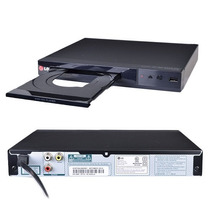 Reproductor Dvd Lg Mod Dvp 132 Nvo.