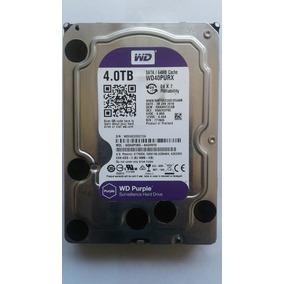 Disco Duro Western Digital 4tb Purple