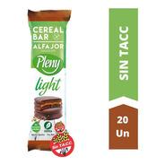 Barras De Cereal Pleny Light Alfajor X 20 U. - Sin Tacc