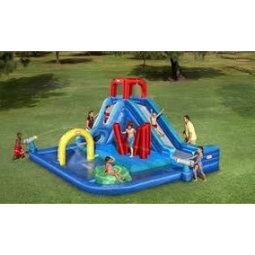 Inflable De Luxe Water Park Little Tikes
