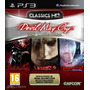 Devil May Cry Collection Hd + 3 Juegos - Ps3 - Wsgamesmx