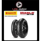 Pirelli 190 / 55 Zr 17 M/ctl (75w) Diablo Rosso 2