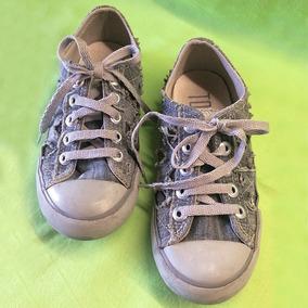 Zapatillas De Lona Para Nene Marca Toot N 32