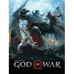 The Art Of God Of War - Artbook