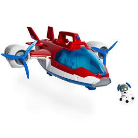 Veículo - Avião Patrulheiro - Patrulha Canina - Sunny
