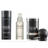 Kit 1 Toppik Hair + 1 Spray Fixador + 1 Bico Aplicador