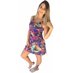 Kit Com 3 Vestidos Florais Verão 2017 Frete Gratis