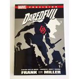 Cómic, Marvel, Colección Excelsior: Daredevil Frank Miller.
