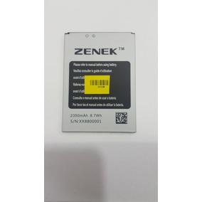 Bateria Pila Para Zenek Leon 2350 Mah Nueva Y Calidad