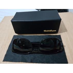 Óculos De Sol Chilli Beans Preto (estilo Ray Ban Wafarer)