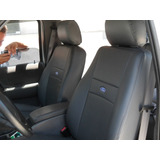 Capas De Couro P Banco Carro Ford Fiesta Sedan Se Rocam 2014