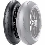 Pneu Dianteiro Pirelli 120/70-17 Diablo Super Corsa Sp2 58w
