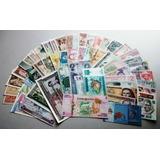 Billetes Coleccion Mundiales Lote 56 B- Nuevos (bmi98) - Vp