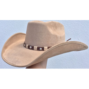 Sombrero 8 Segundos Gamuzilla 60aec866618