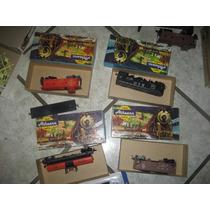 Trenes Ho, Vagones, Tanque, Caboose, Y Mas.