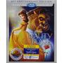 La Bella Y La Bestia 25 Aniversario Importada Blu-ray + Dvd