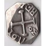Moneda Plata Antigua Colonia De Nueva España 1611
