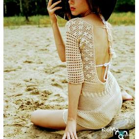 Salida De Playa Tejido Crochet