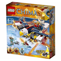Lego Chima 70142 Eris Fire Eagle Flyer #