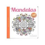 Mandalas Libro De Arte Para Colorear - Varios - Nueva Imagen