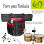 Forro Estuche Para Timbales Dt