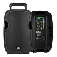 Parlante Portatil Pro Bass Underground Bt