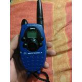 Walkie Talkie Motorola, Jalando Al 100, Envio Gratis