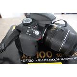 Nikon D3300 + Lente 18-55 Vr