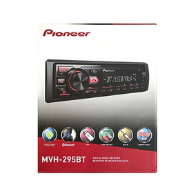 Estereo Pioneer Mvh-295bt Bluetooth Usb Mp3