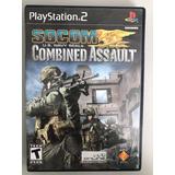 Socom: Combined Assault - Playstation 2