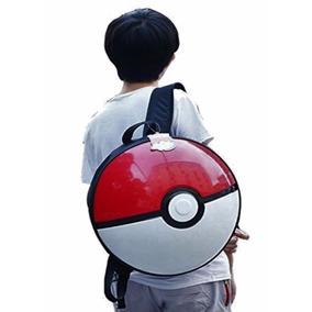 Mochila Pokemon Backpack Pokebola Pikachu Oficial Original