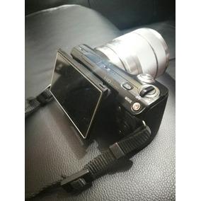 Camara Sony Nex 3 + Lente 16-50 F/3.5-5,6 Lens