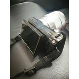 Camara Sony Nex 5 + Lente 16-50 F/3.5-5,6 Lens