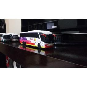Miniatura De Ônibus Marcopolo G7 Artesanal Da Maia