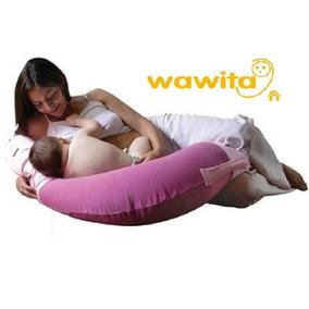 Almohadon Wawita Original Grande Para Amamantar Y Embarazo