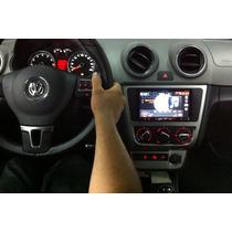 Interface Para Controle De Som No Volante Gol G6