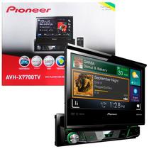 Dvd Pioneer Avh-7780tv App Radio Live Tv Dig Bt