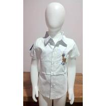 Importado China | Rl | Camisa Infantil | Menino | 6-12m (80)
