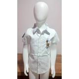 Importado China   Rl   Camisa Infantil   Menino   6-12m (80)