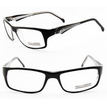 Armação Óculos Acetato Masculina Esportiva P/ Grau - 1507